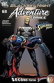 Adventure Comics (2009-2011) No.5