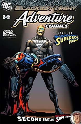 Adventure Comics (2009-2011) No.5