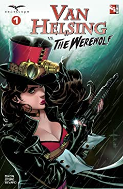 Van Helsing vs. The Werewolf #1