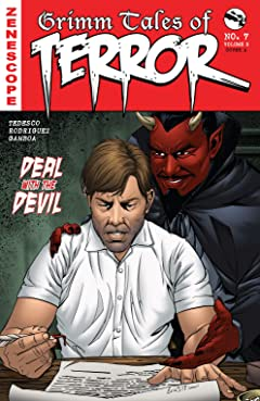 Grimm Tales of Terror Vol. 3 #7