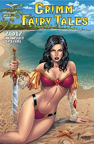 Grimm Fairy Tales 2017 Swimsuit Edition #1