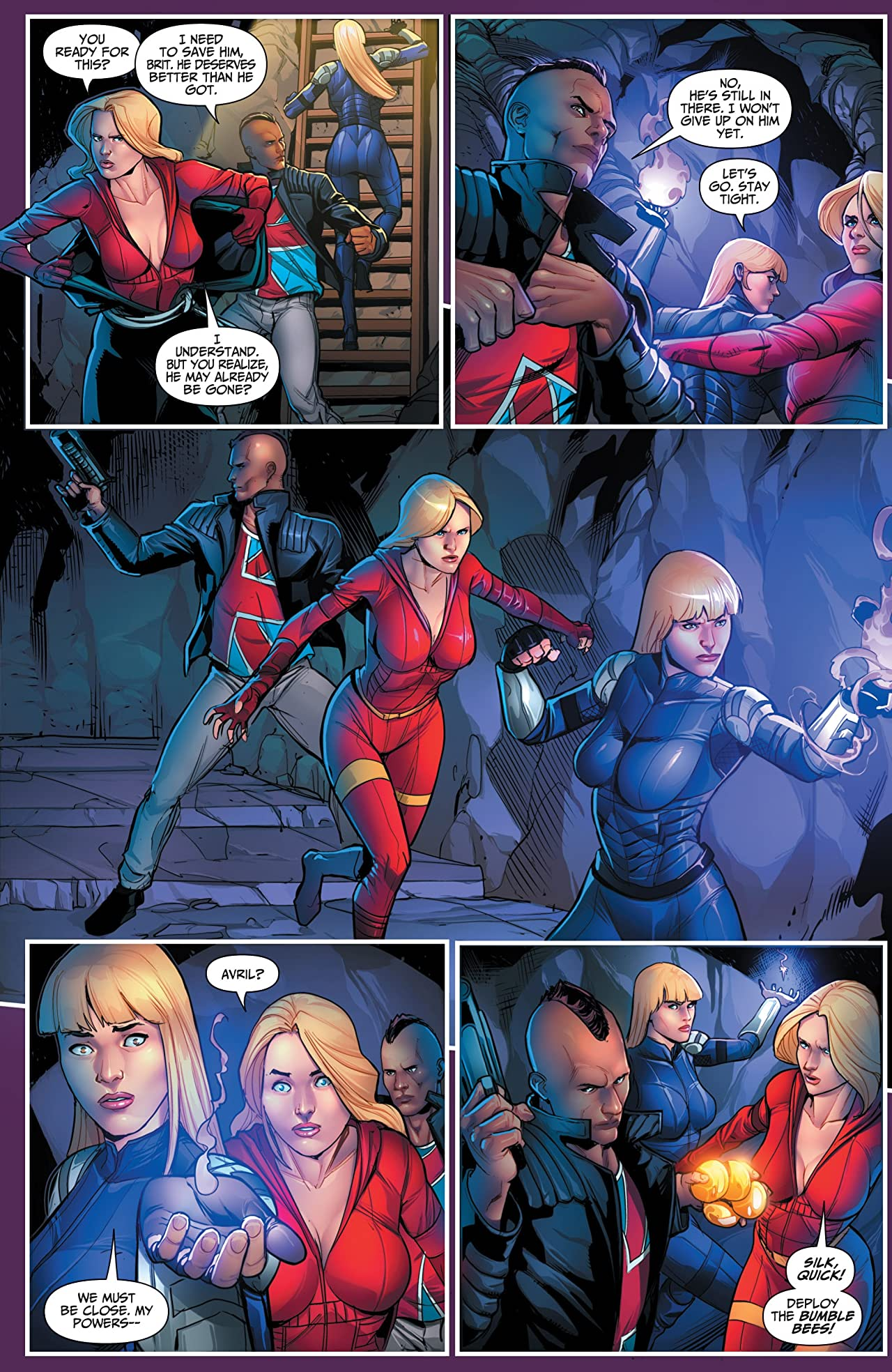 Red Agent: The Human Order #9