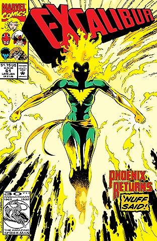 Excalibur (1988-1998) #61