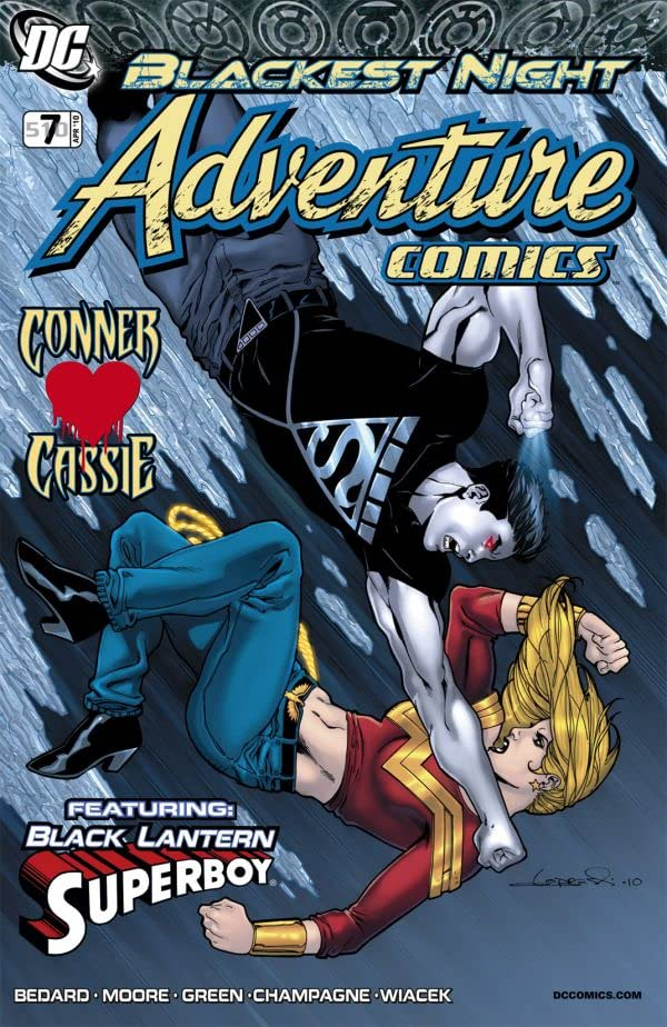 Adventure Comics (2009-2011) #7