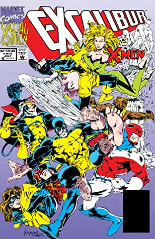 Excalibur: XX Crossing (1992) No.1