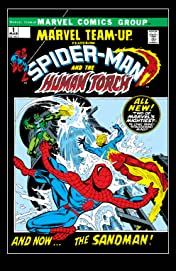 Marvel Team-Up (1972-1985) #1