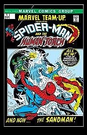 Marvel Team-Up (1972-1985) #1