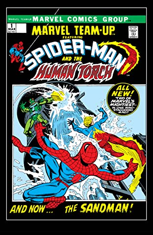 Marvel Team-Up (1972-1985) No.1