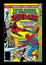 Peter Parker, The Spectacular Spider-Man (1976-1998) #1