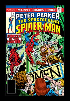 Peter Parker, The Spectacular Spider-Man (1976-1998) #2