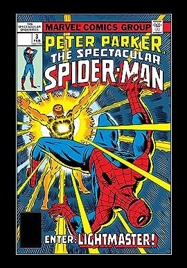 Peter Parker, The Spectacular Spider-Man (1976-1998) #3