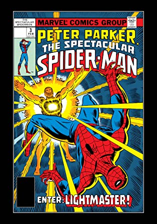 Peter Parker, The Spectacular Spider-Man (1976-1998) #3