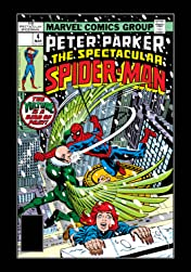 Peter Parker, The Spectacular Spider-Man (1976-1998) #4