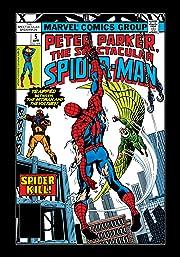 Peter Parker, The Spectacular Spider-Man (1976-1998) #5