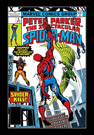 Peter Parker, The Spectacular Spider-Man (1976-1998) #5