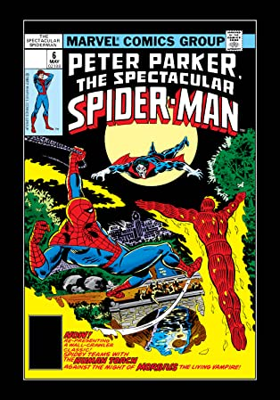 Peter Parker, The Spectacular Spider-Man (1976-1998) #6