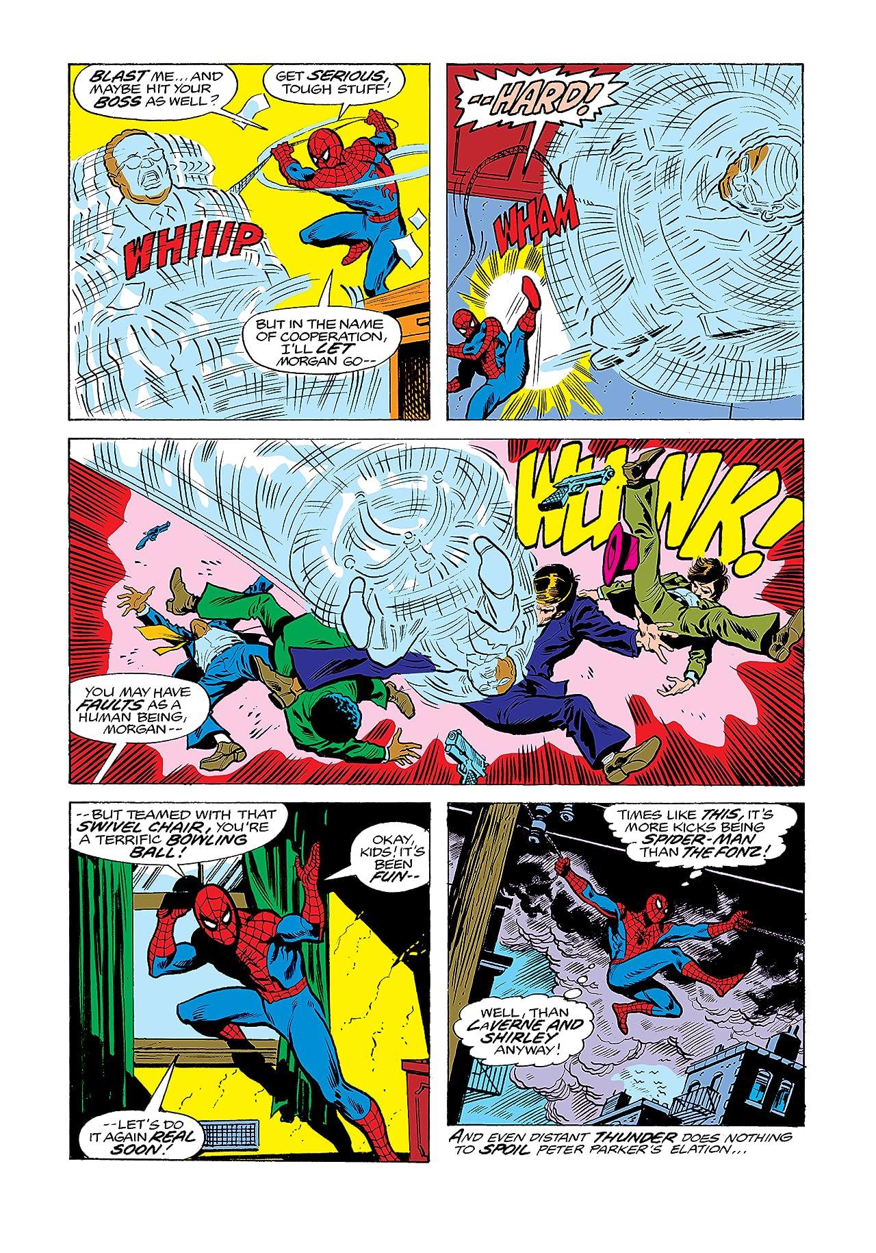 Peter Parker, The Spectacular Spider-Man (1976-1998) #7