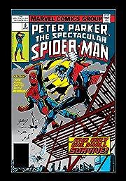 Peter Parker, The Spectacular Spider-Man (1976-1998) #8