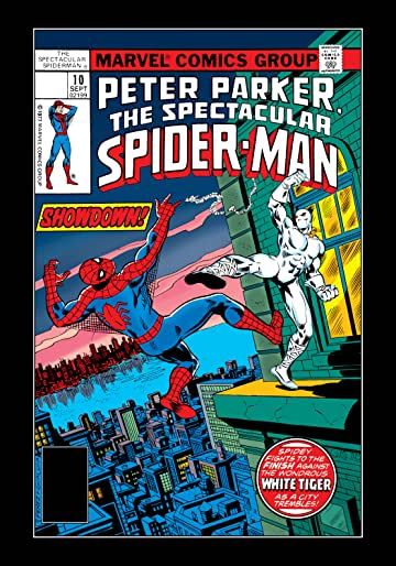 Peter Parker, The Spectacular Spider-Man (1976-1998) #10