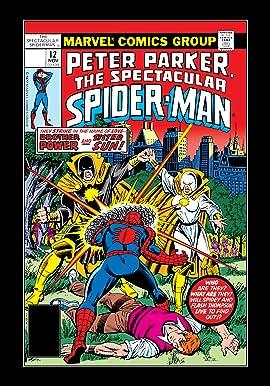 Peter Parker, The Spectacular Spider-Man (1976-1998) #12