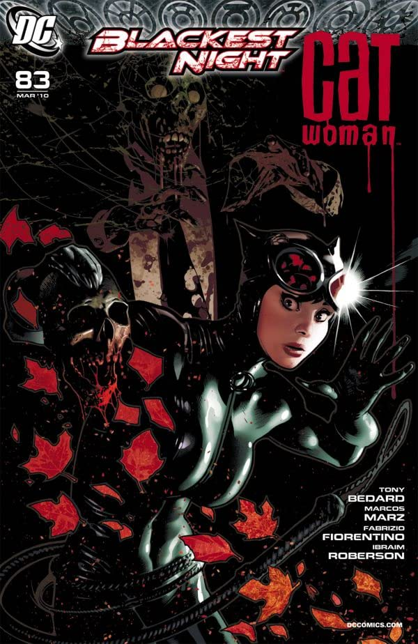 Catwoman (2002-2008) #83