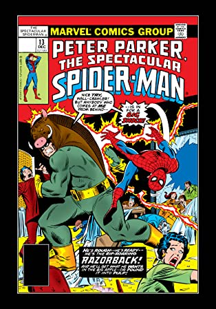 Peter Parker, The Spectacular Spider-Man (1976-1998) #13