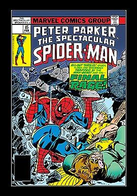 Peter Parker, The Spectacular Spider-Man (1976-1998) #15