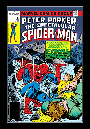 Peter Parker, The Spectacular Spider-Man (1976-1998) #15