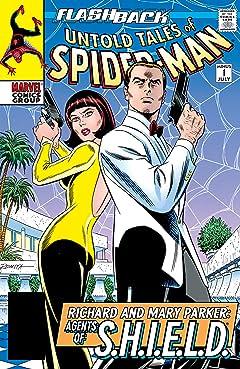 Untold Tales of Spider-Man (1995-1997) #-1