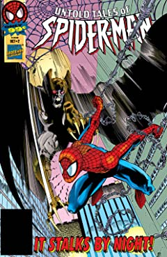 Untold Tales of Spider-Man (1995-1997) #2