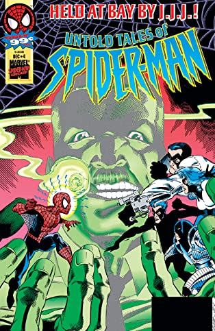 Untold Tales of Spider-Man (1995-1997) #4