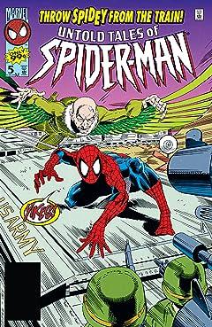 Untold Tales of Spider-Man (1995-1997) #5