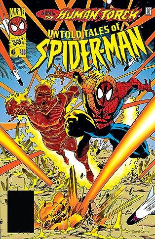 Untold Tales of Spider-Man (1995-1997) #6