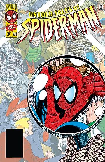 Untold Tales of Spider-Man (1995-1997) #7
