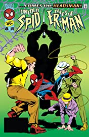 Untold Tales of Spider-Man (1995-1997) #8
