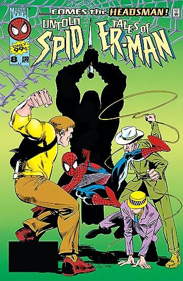 Untold Tales of Spider-Man (1995-1997) #8