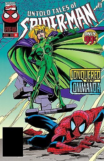 Untold Tales of Spider-Man (1995-1997) #10