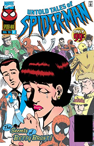 Untold Tales of Spider-Man (1995-1997) #12
