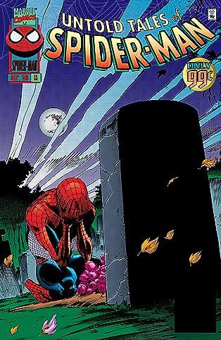 Untold Tales of Spider-Man (1995-1997) #13
