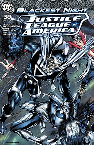 Justice League of America (2006-2011) #39
