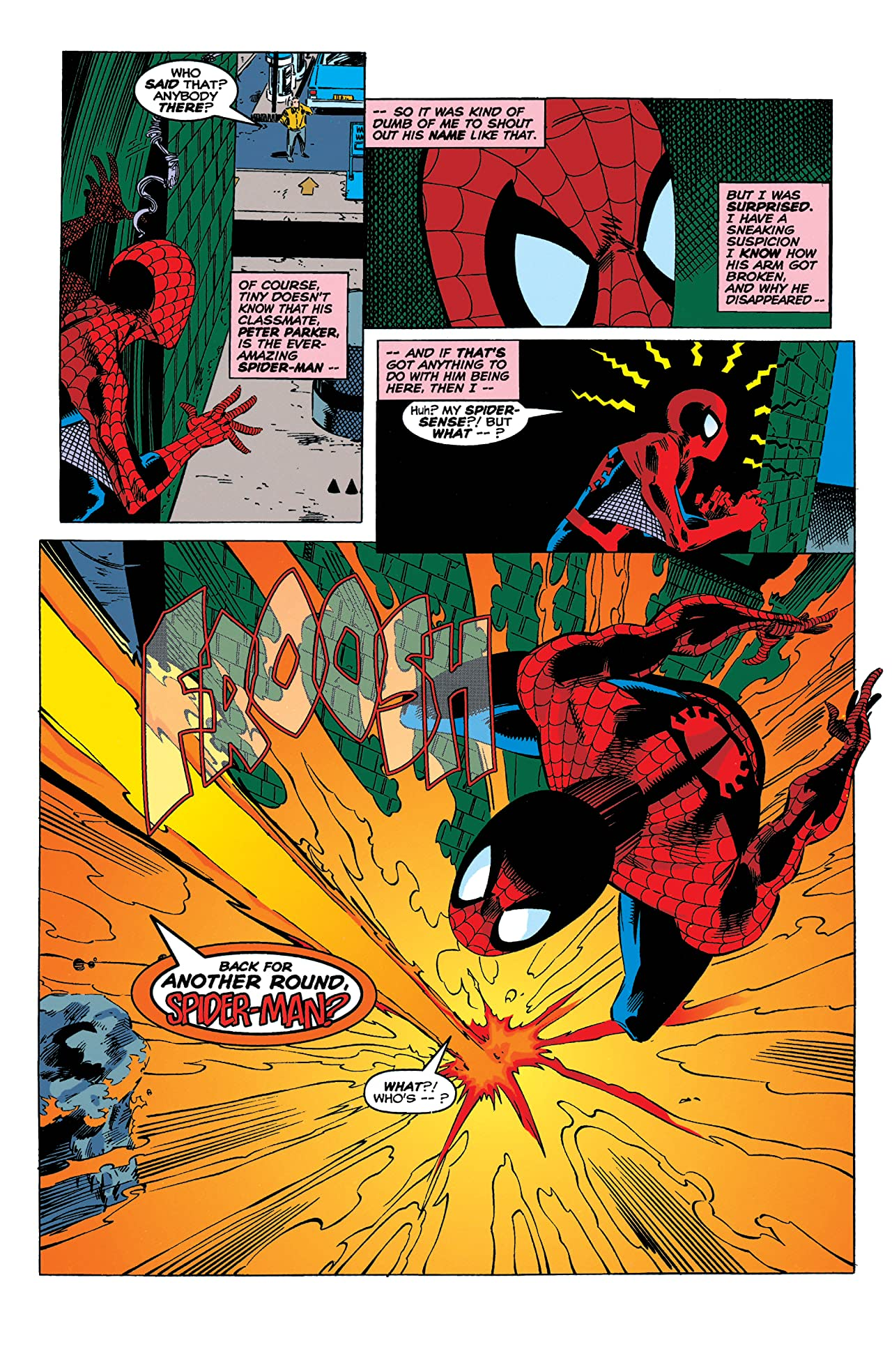 Untold Tales of Spider-Man (1995-1997) #14