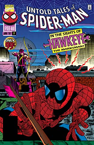 Untold Tales of Spider-Man (1995-1997) #17