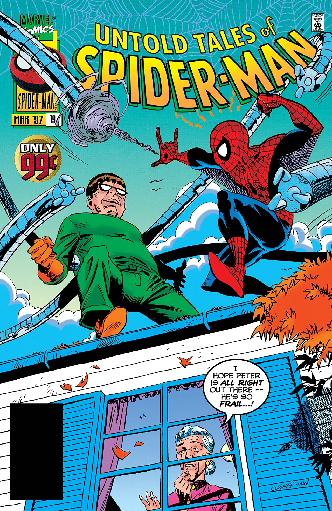 Untold Tales of Spider-Man (1995-1997) #19