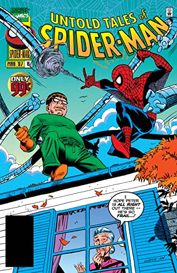 Untold Tales of Spider-Man (1995-1997) #19