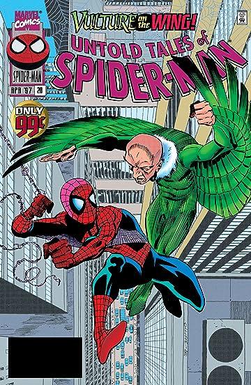 Untold Tales of Spider-Man (1995-1997) #20