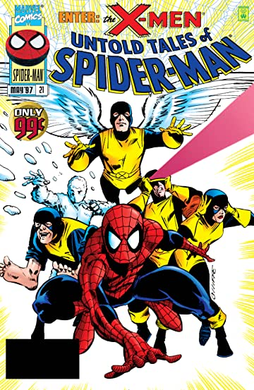 Untold Tales of Spider-Man (1995-1997) #21