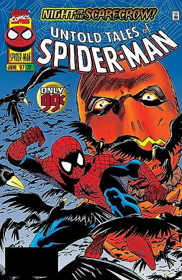 Untold Tales of Spider-Man (1995-1997) #22