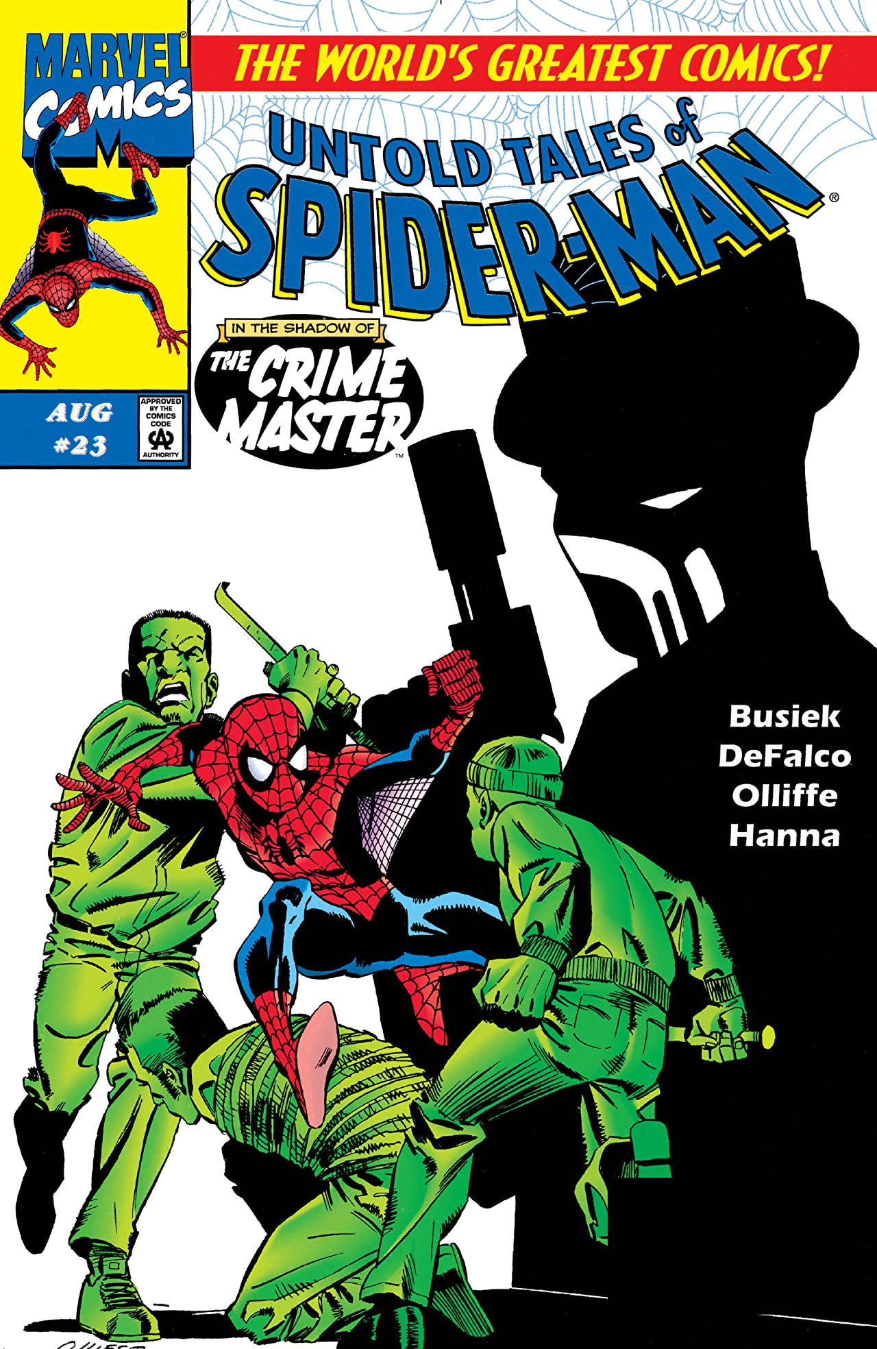 Untold Tales of Spider-Man (1995-1997) #23