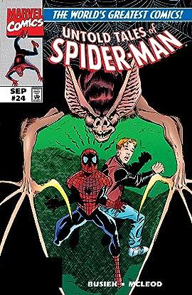 Untold Tales of Spider-Man (1995-1997) #24