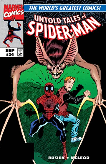 Untold Tales of Spider-Man (1995-1997) #24